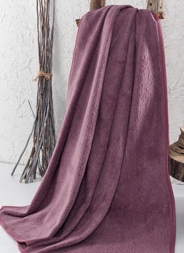 Komfort Home Çift Kişilik Battaniye 180x220 CM Renkli